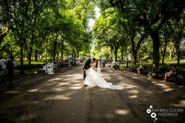 The Mall wedding photos - Kathryn Cooper wedding photographer