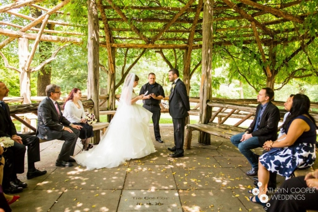 Cop Cot New York City wedding