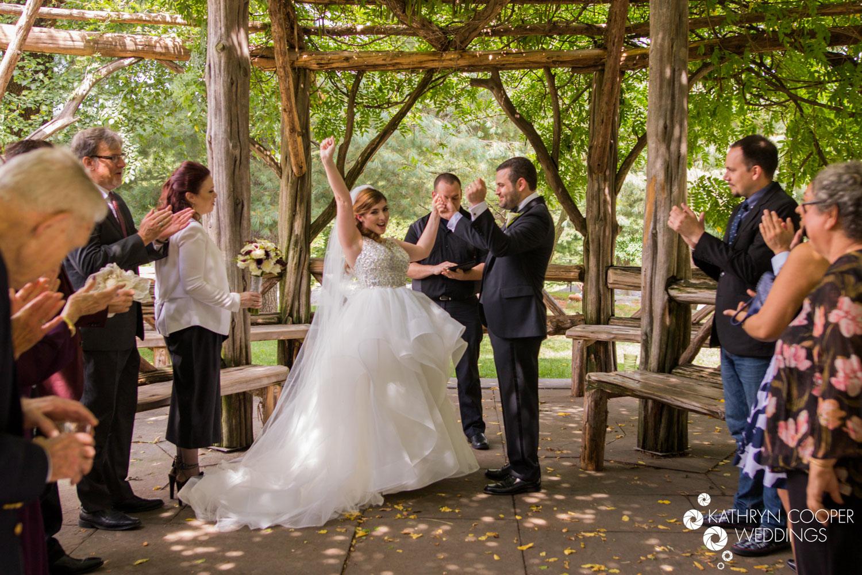 Intimate wedding Cop Cot Central Park - Kathryn Cooper Weddings wedding photographer