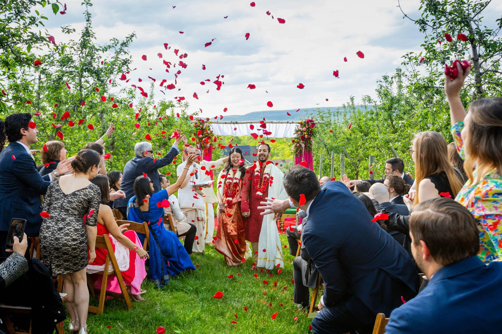 inn at kettleboro indian fusion wedding NY photographer